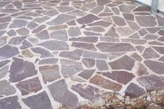 Fußboden-Porphyr