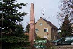 Postsäule-Claußnitz
